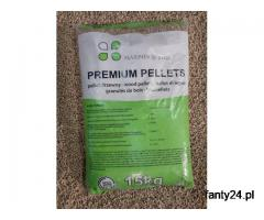 Pellet drzewny Maximer Premium DIN+