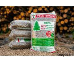 Producent Pellet drzewny